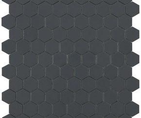 Мозаика-30.7х31.7-Nordic-Hex-908-темно-серый-сетка