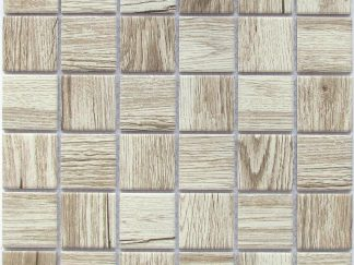 Мозаика-306х306-Wooden-Light-6x48x48