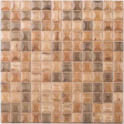 Мозаика-317×317-Wood-Edna-Dark-Blend-сетка
