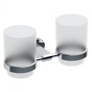 Дозатор-с-двумя-стаканами-стеклянный-CR-220.00-Ravak