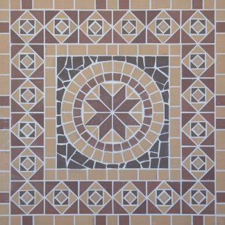 Мозаичное панно  Square 100х100