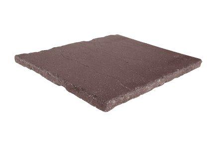 Плитка клинкерная напольная 25х25х1.4 Коричневая Античный 1^11шт.0,69м2