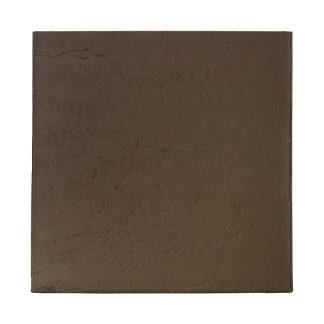 Плитка клинкерная напольная 25х25х1.4 Коричневая Натурал 1^11шт,0,69м2