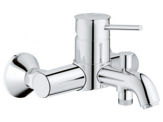 Смеситель для ванны BauClassic с переключателем