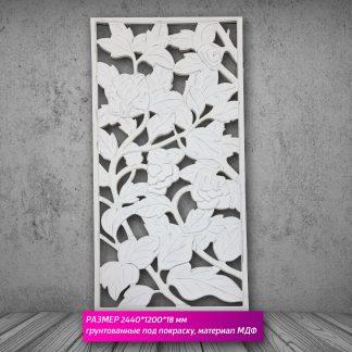 Настенная декоративная панель 3D (МДФ) 244х122х18мм GP-095