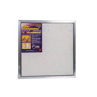 Люк-невидимка «Евроформат-Р ЕТР 60–60» с распашной дверцей
