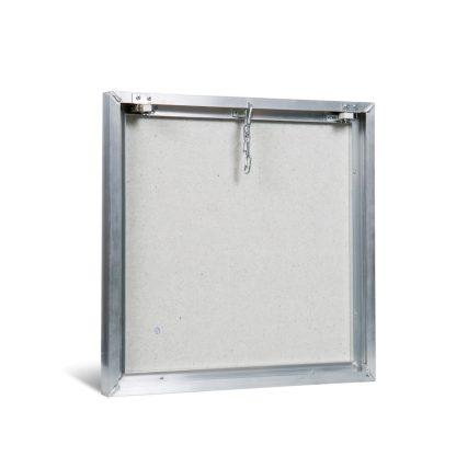 Люк под плитку Контур 48–48 со съемной дверцей для проемов от 480×480 мм.