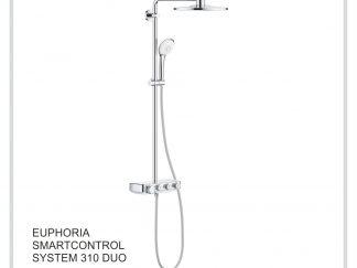 Euphoria  Smartcontrol System 310 duo