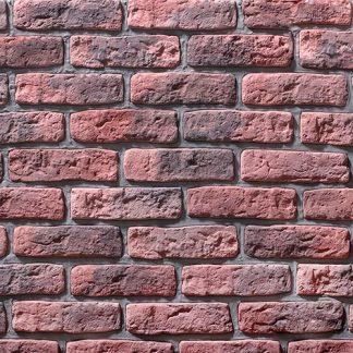 Облицовочный камень Старый кирпич 0903