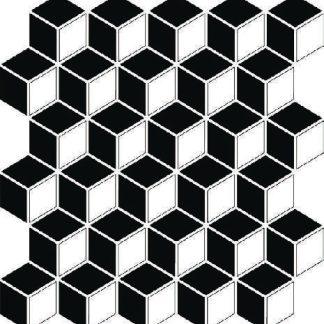 Формы мозаики