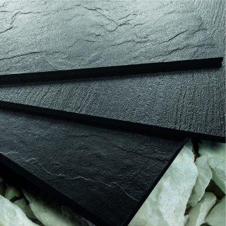 Керамогранит чёрный 60*60 см