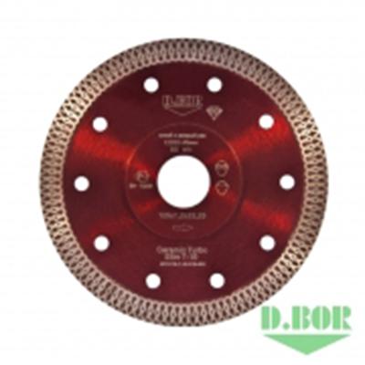 Алмазный диск Ceramic Turbo Slim T-10, 125×1,2×22,23