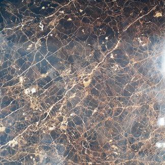 Керамический гранит коричневый полированный