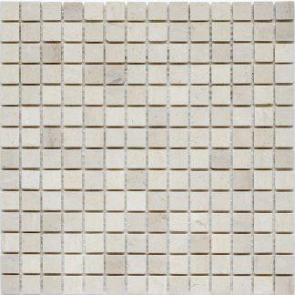 Мозаика 30.5×30.5 Crema Marfil Matt 20х20