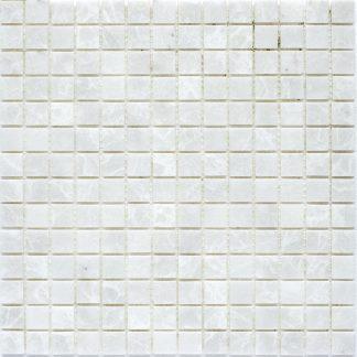Мозаика 30.5×30.5 Wnite Polish 20х20