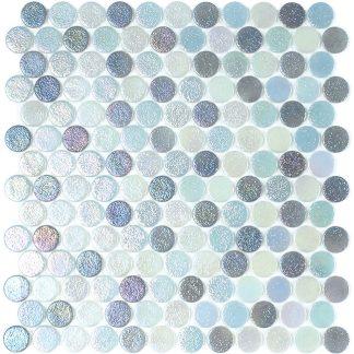 Мозаика 30.6х31.4 Circle 558х553х554 сетка